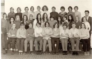 2. bekkur árið 1971